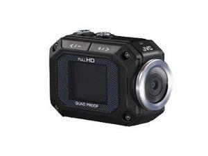 "JVC Adixxion GC-XA1 Black 5 MP 1.5"" Action Camera"
