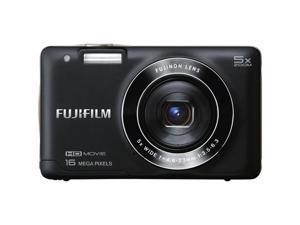 FUJIFILM FinePix JX680 16291900 Black 16 MP 26mm Wide Angle Digital Camera