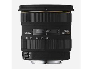 SIGMA 10-20mm F/4-5.6 EX DC Wide Angle Zoom HSM Lens for Nikon