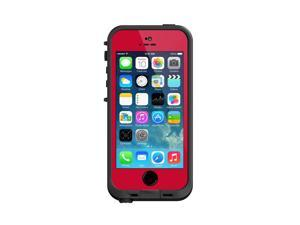 Lifeproof iPhone 5S Fre Case-Red/Black