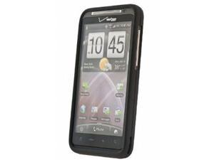 HTC Hard Shell Case for HTC Thunderbolt 4G - Metallic Black