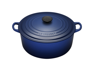 Le Creuset Enameled Cast Iron 3.5 Qt. Round French Oven - Cobalt Blue