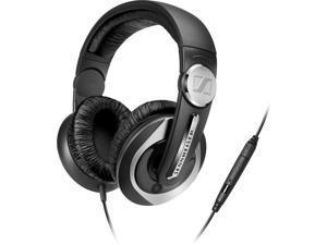 Sennheiser HD 335s Over-Ear Headphones with In-line Mic & Controls (Black)