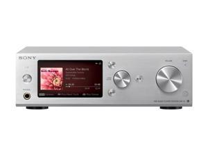 Sony HAP-S1/S 500GB High-Resolution Music Player System (Silver)