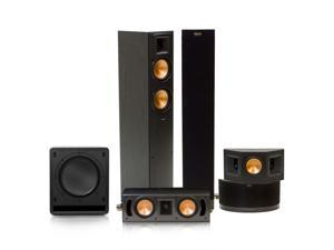 Klipsch RF-42 5.1 Reference Series Speaker Bundle (Black)