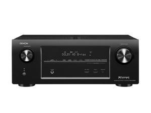 Denon AVR-X3000CI 7.1 Channel Integrated Network AV Receiver with AirPlay (Black)