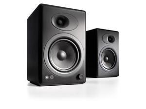 Audioengine A5+ Premium Powered Speaker Pair (Black)
