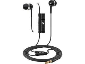 MM30i In-Ear Headset with In-Line Remote and Microphone (Black)