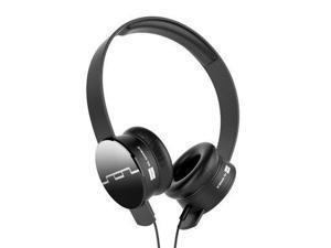 Tracks On-Ear Headphones (Black)