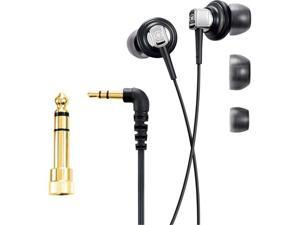 Yamaha Black EPH-C500-BL In-ear Headphones