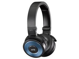 K619 Premium DJ Headphones with Mic (Blue)