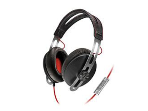 Sennheiser Momentum Over-Ear Headphones-Black