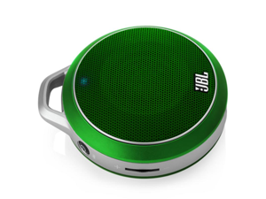 JBL Micro Wireless Bluetooth Speaker (Green)