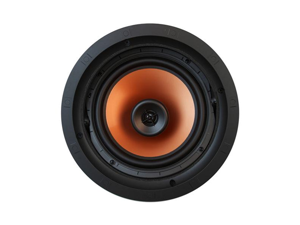 "Klipsch CDT-3800-C II 8"" In-Ceiling Speaker (White)"