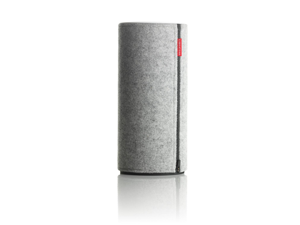 Libratone Zipp Portable Wireless Sound System with Airplay (Salty Grey)