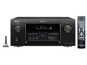 Denon AVR-4520CI 9.2 Channel 4K Video 3D Networking Receiver with Airplay