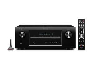 Denon AVR-2313CI 7.2 Channel 3D Networking Home Theater Receiver with AirPlay