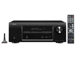 Denon AVR-E400 7.1-Ch A/V Home Theater w/ 3D