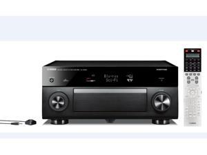 Yamaha CX-A5000 AVENTAGE Series 11.2 Channel AV Pre-Amplifier with AirPlay (Black)