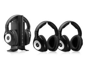 Sennheiser RS 170 Wireless Headphone Bundle with Two Additional Headphones
