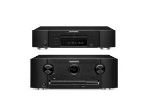 Marantz SR6008 7.2 Channel Networking Home Theater Receiver and UD5007 3D Universal Blu-Ray Disc Player Bundle