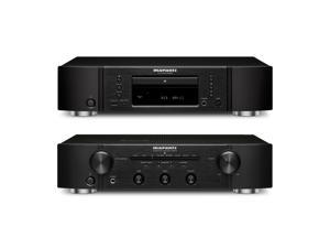 Marantz PM6005 Integrated Amplifier and CD6005 Single Disc CD Player Bundle