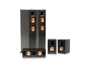 Klipsch RF-52 II Reference Series 5.0 Home Theater System (Black)