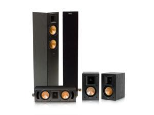 Klipsch RF-42 II Reference Series 5.0 Home Theater System (Black)
