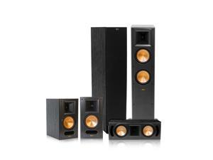Klipsch RF-62 II Reference Series 5.0 Home Theater System (Black)