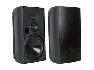 Proficient Audio AW830 3-Way Indoor/Outdoor Speaker - Pair (Black)