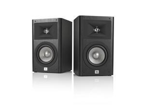 JBL Studio 230 2-Way Bookshelf Speaker - Pair (Black)