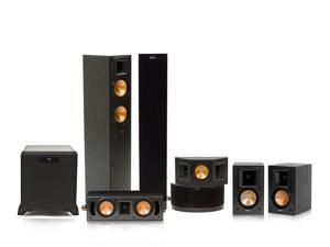 Klipsch RF-42 II Reference Series 7.1 Home Theater System with SW-450 Subwoofer (Black)
