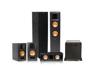 Klipsch RF-62 II Reference Series 5.1 Home Theater System with SW-450 Subwoofer (Black)