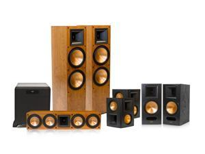 Klipsch RF-7 II Reference Series 7.1 Home Theater System with SW-450 Subwoofer (Cherry)