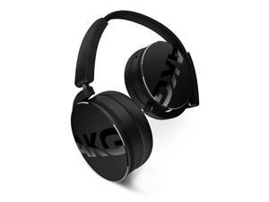 AKG Y50 On-Ear Headphones With Universal 1 Button Remote Control (Black)