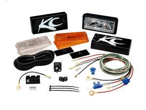 KC HiLites 516 26 Series All Season Kit