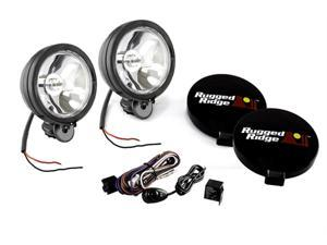 Rugged Ridge 15207.51 Off Road Light Kit