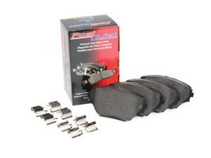 Centric-Power Slot 106.06810 Disc Brake Pad