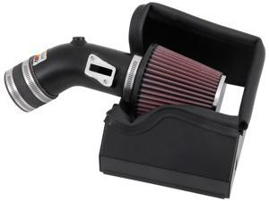 K&N Filters 69-3533TTK Typhoon&#59; Cold Air Intake Filter Assembly 13 Fusion