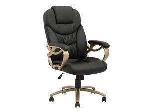 BestChair OC-2307 High Back PU Leather Executive Computer Ergonomic Office Desk task Chair
