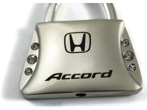 Honda Accord Jeweled Purse Key Fob Authentic Logo Key Chain Key Ring Keychain Lanyard KC9120.ACC