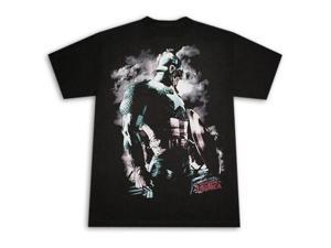 Captain America First World War Black Graphic TShirt