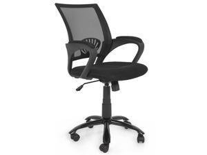 Ergonomic Mesh Midback Computer Office Task Chair w/ Metal Base