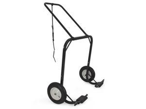 Snowmobile Dolly Hoist Lift Cart Snow Machine Load Strap & Rubber Lift Pads