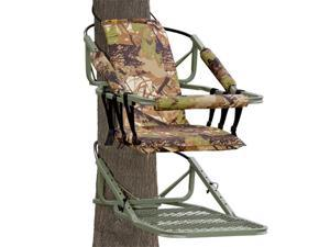 Tree Stand Climber Climbing Hunting Deer Bow Game Hunt Portable W/ Harness