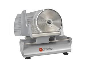 "Meat Slicer 7.5"" Blade Home Deli Meat Food Slicer Premium Quality New"