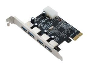 Sedna PCI Express USB 3.0 4-Port Adapter (4E)