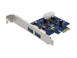 SEDNA - PCI Express USB 3.0 2 Port Adapter Card