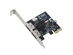 SEDNA - PCI Express  2 x  Power eSATA / USB Combo Ports  Adapter
