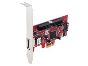 SEDNA - PCI Express 2 Port SATA 3 Gb/s + ATA133 Controller Card
